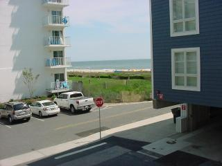 Lovely Condo - Ocean View - Steps to the Ocean - Ocean City vacation rentals