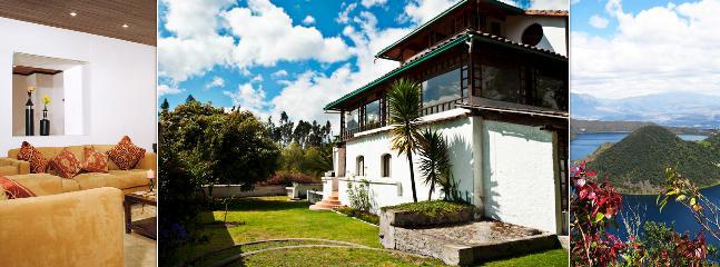Beautiful 4 bedroom Cotacachi Imbabura Villa with Deck - Cotacachi Imbabura vacation rentals