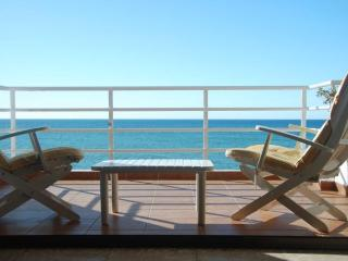 Sea front apartment near Barcelona - Sant Pol de Mar vacation rentals