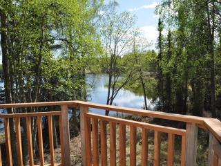 Traditional Cabin with Beautiful Lake View - Kenai vacation rentals