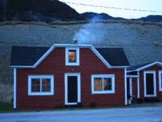 Exterior of Lark Harbour House - Ocean front heritage home - Lark Harbour - rentals