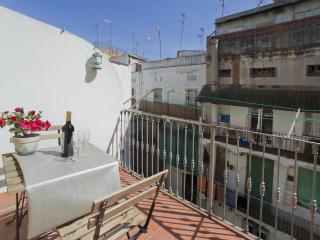 Loft with terrace next to Ramblas - Barcelona vacation rentals