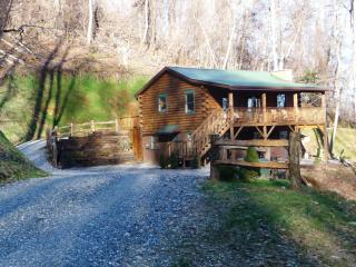 MIRACLE MOUNTAIN CABIN Secluded on 63Private Acres - Bryson City vacation rentals