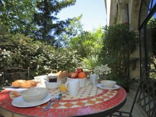 Secret Garden 2 - Sunny pool, shady garden, walk t - Cap-d'Agde vacation rentals