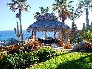 Oceanfront Villa in Punta Ballena 4 Bedroom/4.5 Bath Private Pool/Jacuzzi - Cabo San Lucas vacation rentals