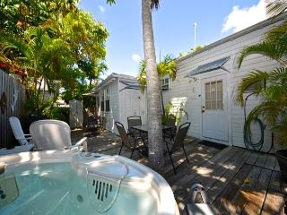 Orange Blossom Suite - Cute Condo w/ Loft Half Block To Duval. Shared Hot Tub - Key West vacation rentals