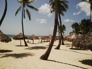 Beautiful apartment with private beach, Los Corales - Bávaro-Punta Cana, Corales Colonial 2 - Punta Cana vacation rentals
