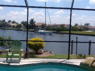 WOW stunning canal views, totally private/newly fu - Punta Gorda vacation rentals
