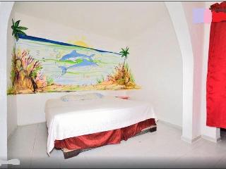 Apt #10  King size bed a/c, Kitchen - Boca Chica vacation rentals