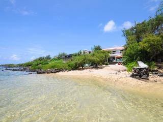 Villa Tropicale on the beach, 20 min. Grand Baie - Roches Noire vacation rentals