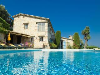 Villa in Vence, St Paul de Vence, Cote d'Azur, South of France - Alpes Maritimes vacation rentals
