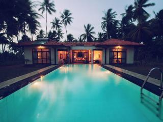 Stunning beach front villa in Ranna / Tangalle area - Dambulla vacation rentals