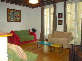 Family Apartment for 6 at Paris Chatelet - Paris vacation rentals