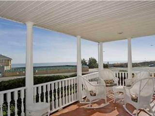 Oceanfront Home with 2 Balconies and Ocean Views! - Spring Lake vacation rentals