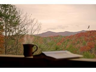 Perfect mornings at McAlisters Highland Luxury Retreat. - Mcalisters Highland Retreat * Coosawattee Luxury* - Ellijay - rentals