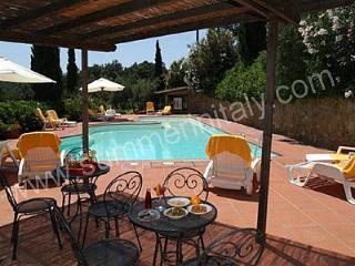 Casa Rosacea A - Montaione vacation rentals