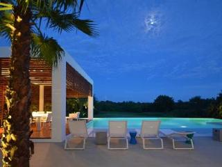 Modern Villa Yara-ri on the 9th Hole with saltwater infinity pool, In-pool dining & staff - Altos Dechavon vacation rentals