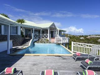Milonga at Marigot, St. Barth - Ocean View, Pool - Marigot vacation rentals