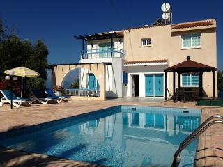 Coral Bay villa with Private Swimming Pool - Kato Akourdalia vacation rentals