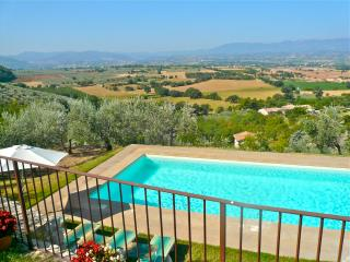 Enjoy panoramic views from this 16th century house with private pool. - Lenano vacation rentals