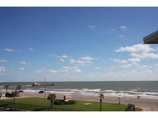 Views Of Gulf, Pool & Fishing Pier - Galveston vacation rentals