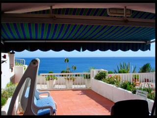The Best View.   Beachfront with BBQ and private - Troia vacation rentals