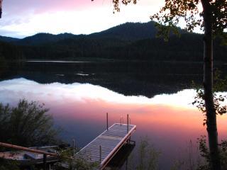 Serene Lakefront Cabin -West Glacier National Park - Glacier National Park Area vacation rentals