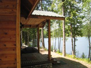 Serene Lakefront Cabin -West Glacier National Park - Columbia Falls vacation rentals