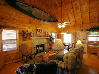 WATERFRONT GEM! -River Landing Cabin w/Gazebo - Rutherfordton vacation rentals