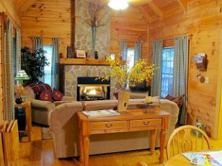 SPECIAL RATES Creek Waters Cabin,Awesome Mtn Views - Lake Lure vacation rentals