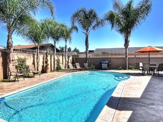 SUMMER rate is $295!.... FREE Disney Parking! 14 BEDS! 1 mile to Convention - Anaheim vacation rentals