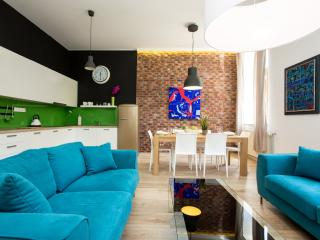 Zagreb Deluxe Art Apartment - Zagreb vacation rentals