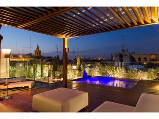 Reina Attic II - with a shared pool on the terrace - Valencia vacation rentals
