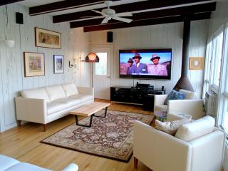 Beachfront house on Dune Rd, Westhampton Beach, NY - East Quogue vacation rentals