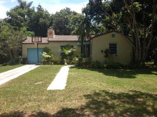 Charming Home in Bird Sanctuary-  Miami - North Miami vacation rentals
