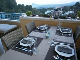Altea apartment with large terrace and beautiful view - Altea vacation rentals
