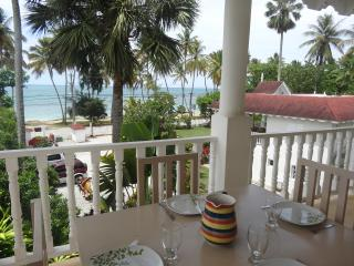 Superb apartment for 6 people in front of the sea - Las Terrenas vacation rentals