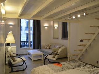 High-Style Central Loft in Paris - Paris vacation rentals