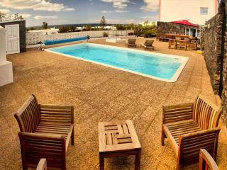 Casa Juanita - Swim Pool, Sea Views and Winter Sun - Charco del Palo vacation rentals