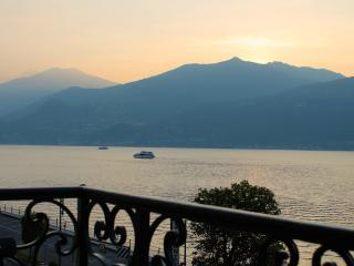 Waterfront Design Apartment Cadenabbia Lake Como - Dorio vacation rentals