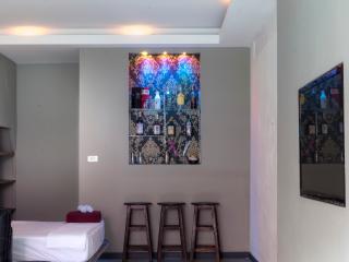 Deluxe apartment in Koh Phangan, Fullmoon beach. - Koh Phangan vacation rentals