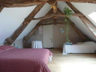 CHAMBRE D'HOTE, B & B at the Farm in NORMANDY - Sainte-Mere-Eglise vacation rentals