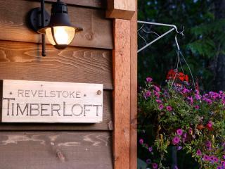 Unique Timberframe Getaway ~ Revelstoke TimberLoft - Revelstoke vacation rentals
