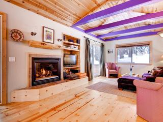 Meticulously updated cabin - Tahoe charm, dogs OK - South Lake Tahoe vacation rentals