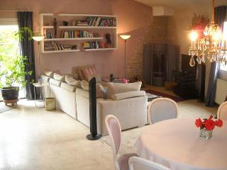 luxury stone house, pool, romantic grounds/views - Bouriege vacation rentals