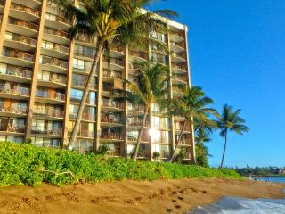 Valley Isle Resort Oceanfront Studio Condo 606 - Napili-Honokowai vacation rentals