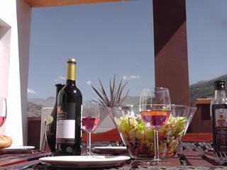 Mulhacin Penthouse - Image 1 - Guejar Sierra - rentals