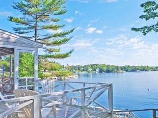 PINE CLIFF COTTAGE COMPOUND - Town of Southport - Pemaquid vacation rentals