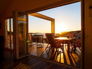 PENTHOUSE with spectacular SEA VIEW - Milna vacation rentals