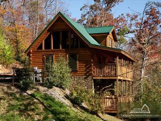 Highpoint Escape  Mountain Views Hot Tub Pool Access WiFi  Free Nights - Gatlinburg vacation rentals